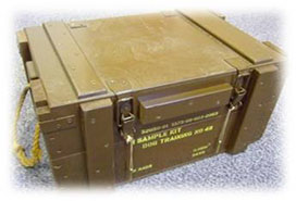 Defence Packaging ammo