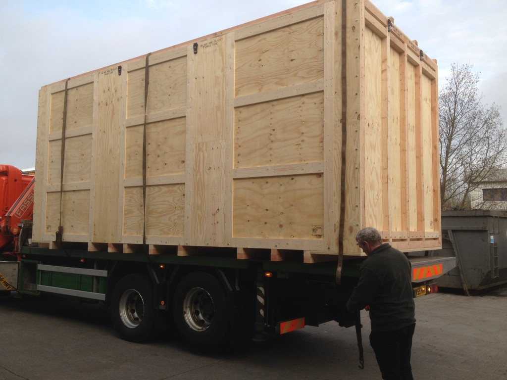 wooden-case-on-lorry