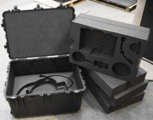 foam mould in peli box - small