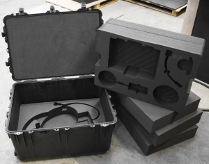 foam mould in peli box - small